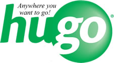 Hugo®, Anywhere You Want To Go!